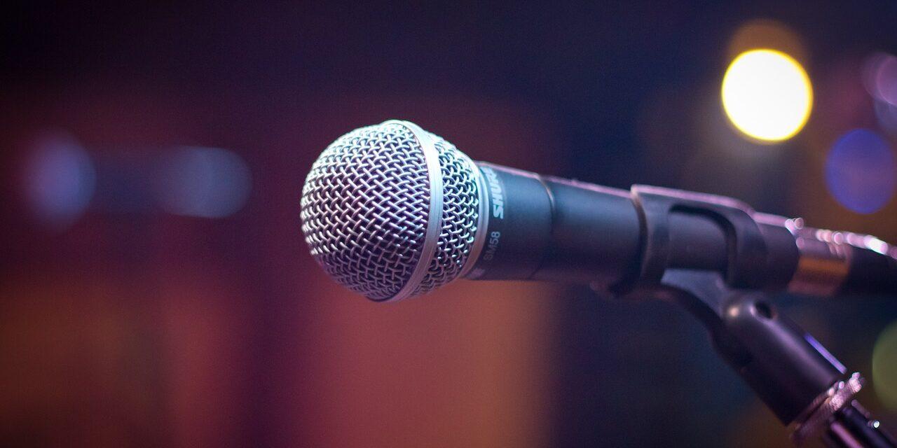 microphone-Platform